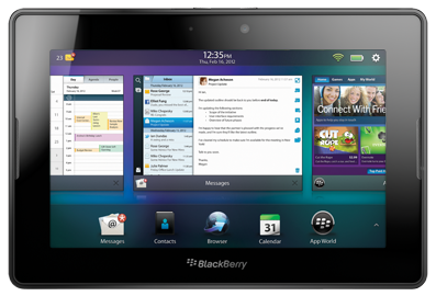 Device image for PlayBook